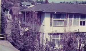 S40年当時の診療棟